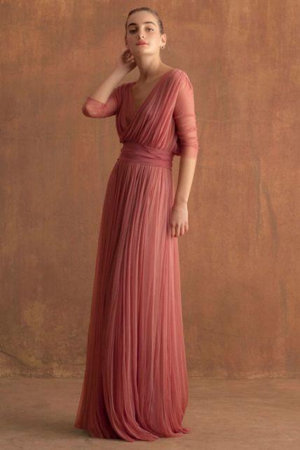 Vestidos de invitada a una boda en 2016 | S Moda EL PAÍS De aires griegos. Es de Cortana (c.p.v.)