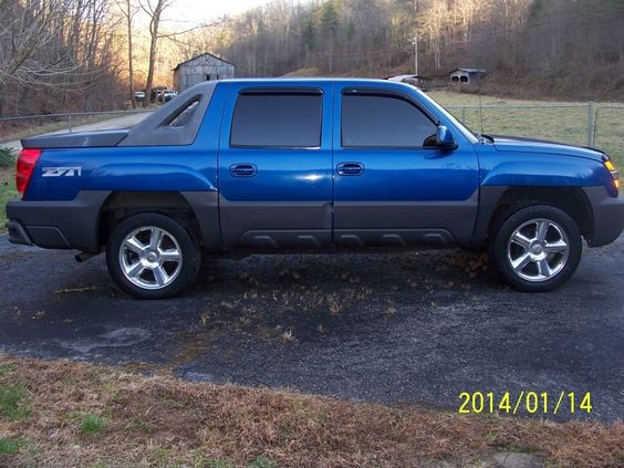Used 2003 Avalanche Z71 Chevy Avalanche Avalanche Chevy