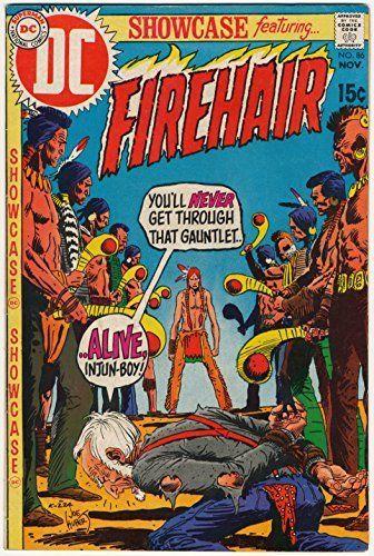 Showcase featuring... Firehair | No. 86 | Nov. 1969 | DC Comics | Joe Kubert artwork | VF-