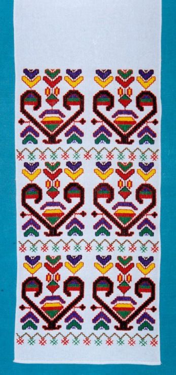 Gallery.ru / Фото #23 - Традиційний подільський рушник - valentinakp