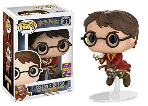 31 Harry Potter on Broom Funko Pop