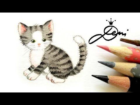 Pin Von Brenda Markham Auf Cat Drawing In 2020 Zeichnen Katze