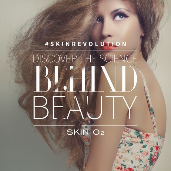 Skin O2 wants nothing but to target and treat your skin concerns.   #SkinRevolution