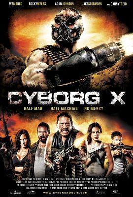 Chiến Binh Cyborg - HD