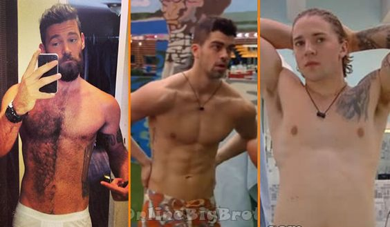 "Which Country Has The Hottest ""Big Brother"" Hunks?"