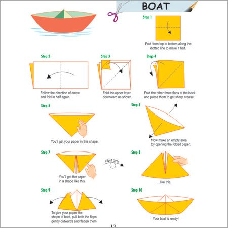 How to Make a Pirate Paper Boat That Floats: Easy Step-by-Step Tutorial