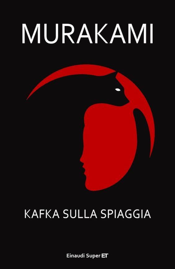KAFKA SULLA SPIAGGIA – Murakami Leggo per legittima difesa   Le migliori copertine dei libri   http://www.recensionieincipit.com