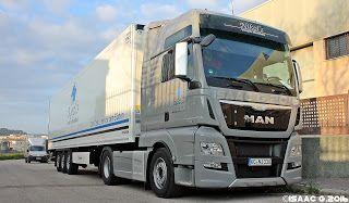 Camiones y Autobuses en Baleares: Man Tgx II