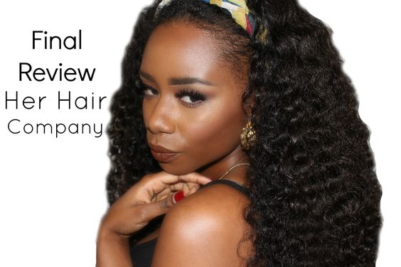 Final Thoughts | Her Hair Company Brazilian Curly + Hair Care