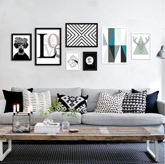 tableau deco design idee decoration