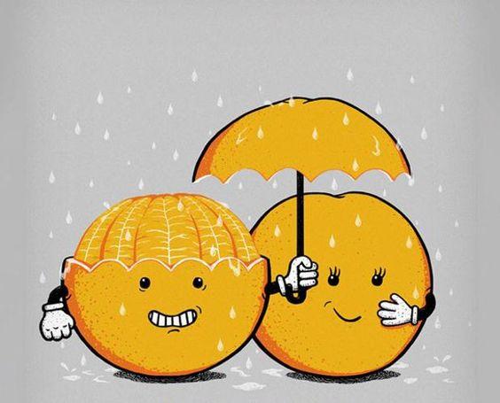 Nacimos enteros, no necesitamos una media naranja ~ Rincón de la Psicología
