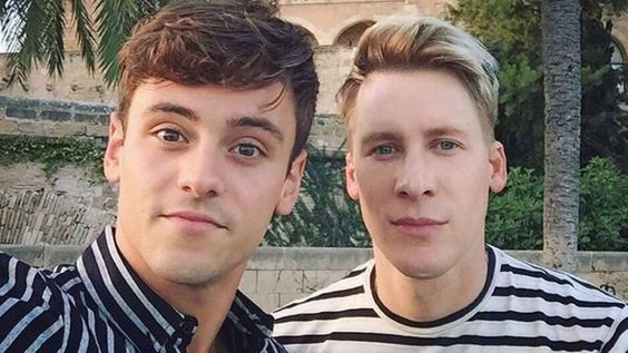 TOM DALEY DOCUMENTARY SET TO OFFER 'INTIMATE' LOOK AT LIFE AND RELATIONSHIP WITH DUSTIN LANCE BLACK The cameras have been trailing the 22-year-old Olympic diver for a new documentary.