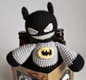 2000 Free Amigurumi Patterns: Batman crochet pattern ...