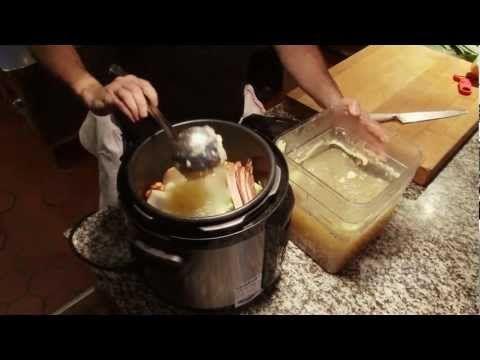 Americas Test Kitchen Pressure Cooker Chicken