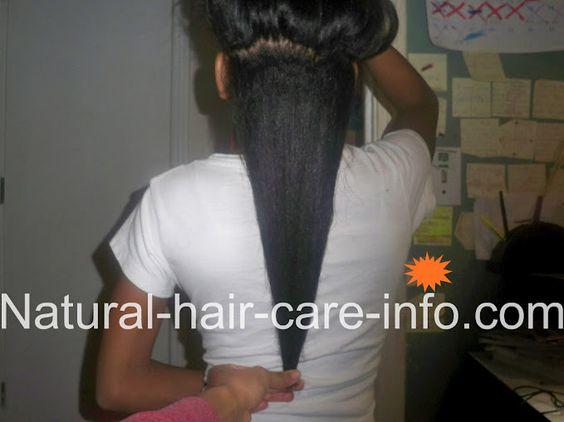 Maximizing Natural Black Hair Growth