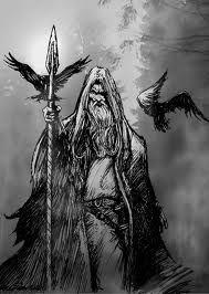 Asatru, Hexefus: La parte oscura de Odín