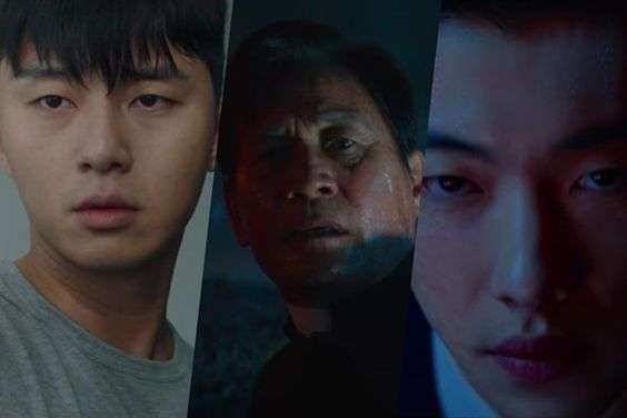 "Do Hwan Deal With Powerful Forces In ""The Divine Fury"" Teaser"