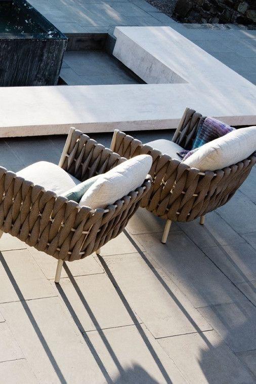 Exterieur I Tuinmeubelen I Tribu Modern Design In 2020 Terrace Furniture Outdoor Furniture Design Terrace Furniture Design
