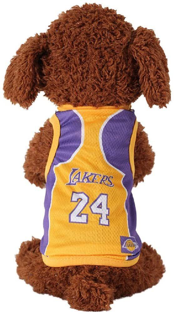 KayMayn   Kobe Bryant Pet Jersey   Football tshirts, Dog jersey ...