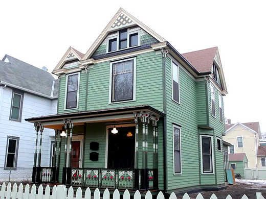 House Addic 1904 summit ave mansion rehab addict | addicted to rehab addict