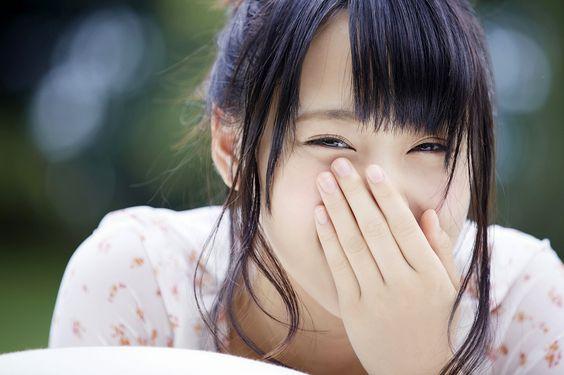 笑顔の菅井友香