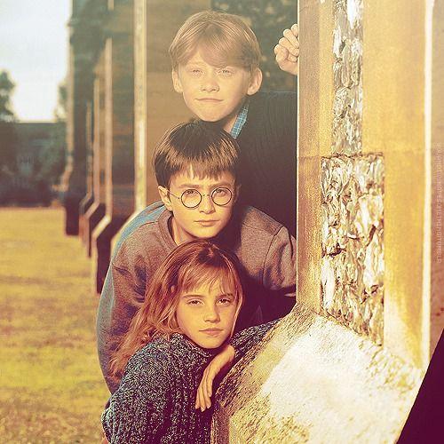 Fred Weasley And Hermione Granger Fan Art Harry and hermi...