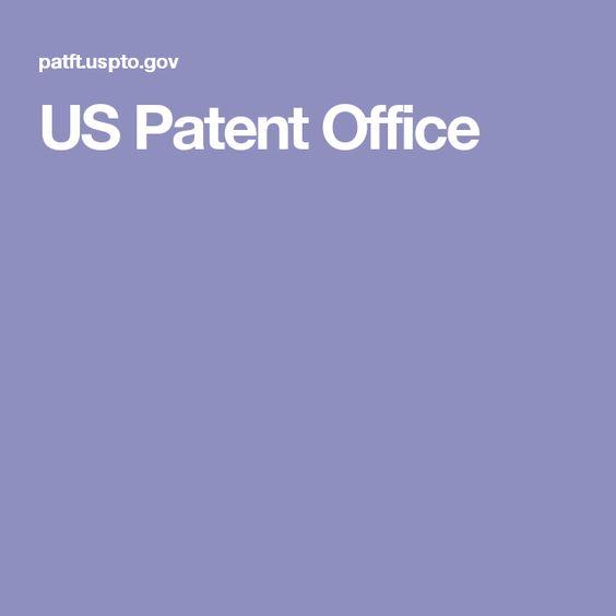 US Patent Office