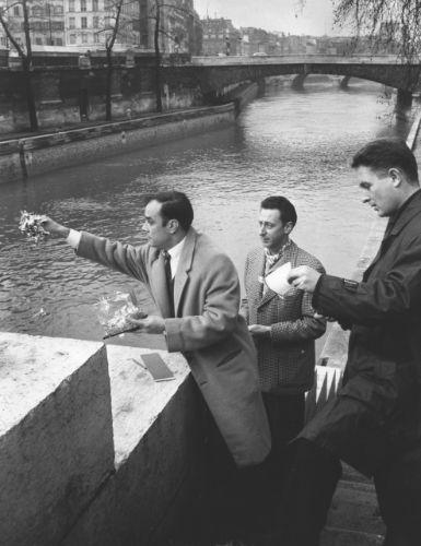 Yves Klein (1928 - 1962), Monogold Sans Titre (MG 44) - Alain R Truong