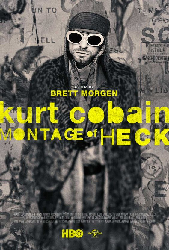 The Kurt Cobain: Montage of Heck""