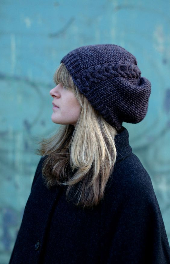 Woolly Wormhead - unique & original knitted Hat designs