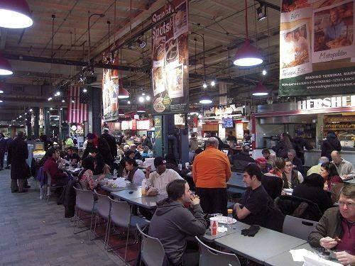 Reading Market, Philadelphia Food Hall