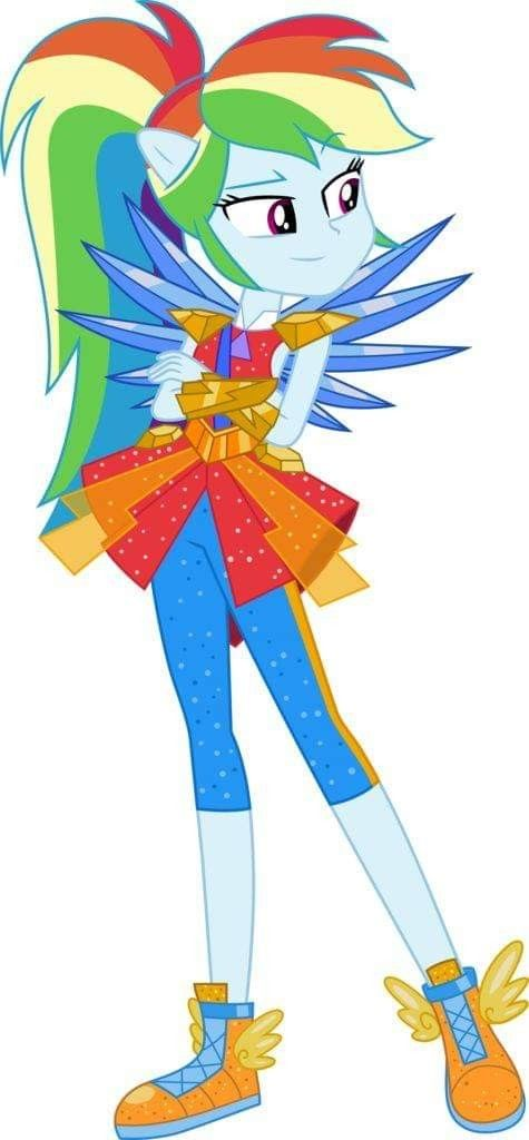 My Little Pony Equestria Girl S Legend Of Everfree Little Pony My Little Pony Coloring Equestria Girls Rainbow Dash