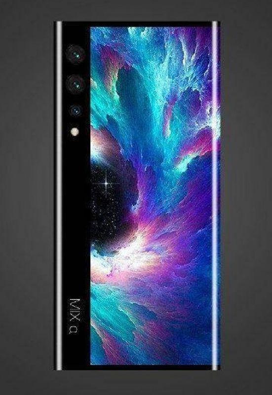 تسريبات مصورة جديدة تكشف عن تصميم هاتف Mi Mix Alpha المرتقب من شاومي Galaxy Samsung Galaxy Phone Galaxy Phone