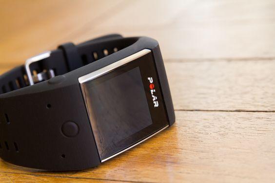 Montre Polar M600 #watch #smartwatch #outdoor #sport #hightech