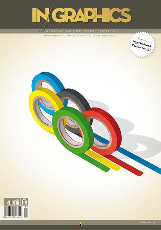 Ingraphics feat. Olympic Games: Magazine Olympic, Olympics Infographics, Infographics Magazine, Infographics Olympics, Graphic Art, Olympic Infographics, Art Graphic Design Inspiration
