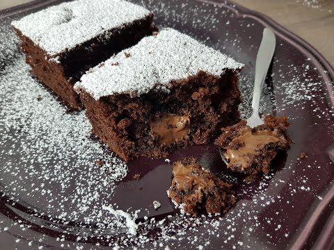 Einfach Lecker Nutella Kuchen Youtube Nutella Kuchen Einfach Nutella Kuchen Einfach Lecker