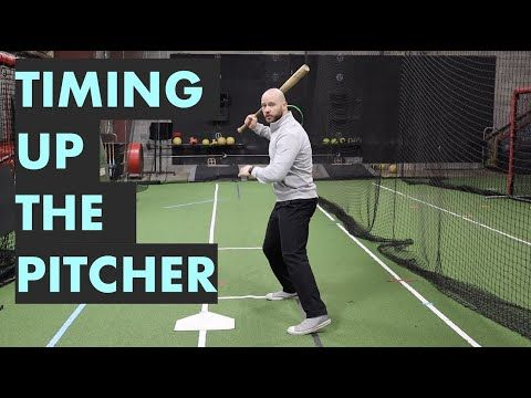 Timing Up Pitchers Properly Hitting Tips With Lucas Cook Youtube Baseball Drills Baseball Workouts Baseball Tips