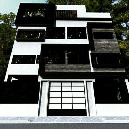 Desarrollos inmobiliarios de Arq Sergio A Gonzalez H para Ambar Consultores Arquitectos