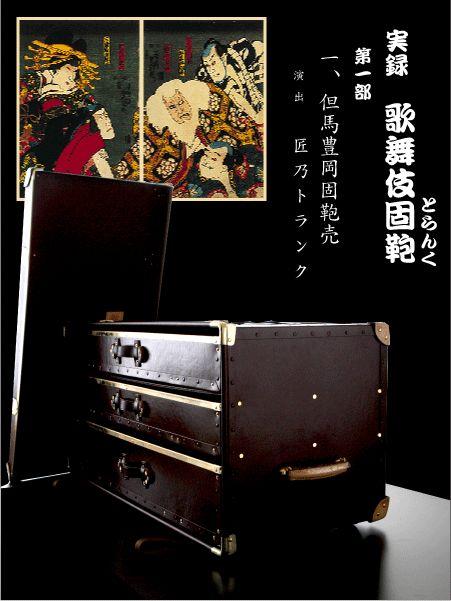 Kabuki costume case