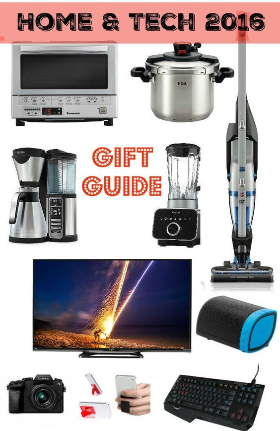 Shopping for a gadget-obsessed friend or family member? Find unique home and tech gifts from our 2016 gift guide.