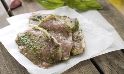 Grillfleisch einlegen