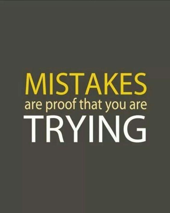 Errores...