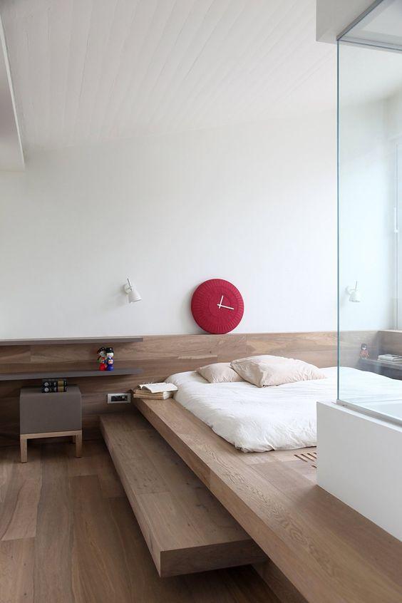 Schlichte Schlafzimmer, Design and Schlafzimmerdesign on Pinterest