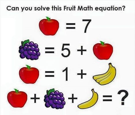 Worksheets Maths Question Simple Pics maths question simple pics rupsucks printables worksheets math and on pinterest can you solve this equation