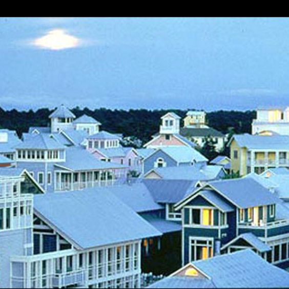 Seaside fl i 39 ve been there twice the town where the for Seaside fl