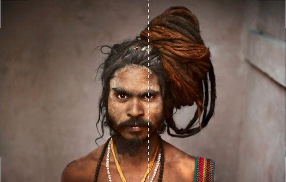 Desde la regla de los tercios hasta la simetría, las fotos de Steve McCurry nos enseñan cómo proceder a la hora de hacer una buena foto.