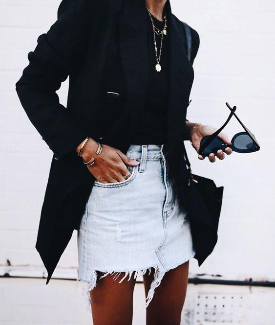 da21d3f54e20 Outfit autunno 2018  come indossare i capi estivi