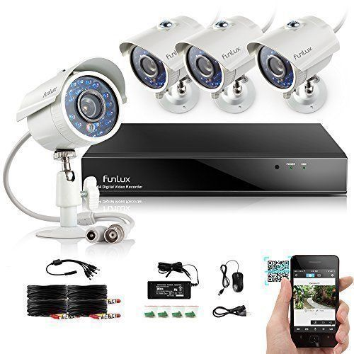 Best Outdoor Wireless Security Camera System With Dvr Dissection Tabl Wireless Security Camera System Wireless Home Security Systems Security Cameras For Home