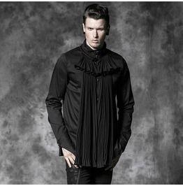 Classic Italian Gothic Men Fold Long Sleeve Shirts B472 $179.00