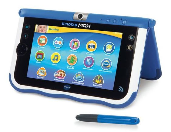 The new VTech InnoTab MAX tablet: Everything you need to know, including what ages it's good for.
